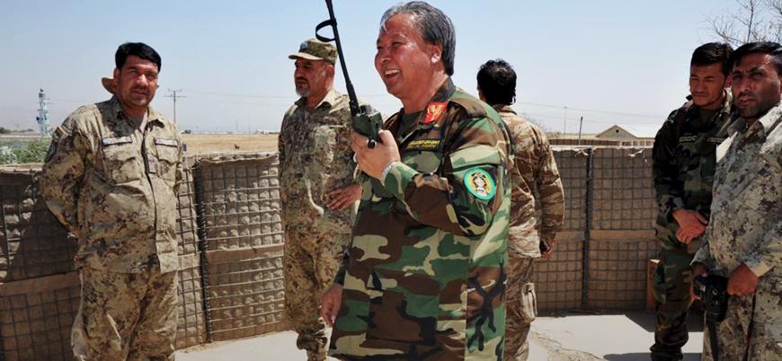 Kabil hükümeti generali: Askerler aç, savaşamıyor
