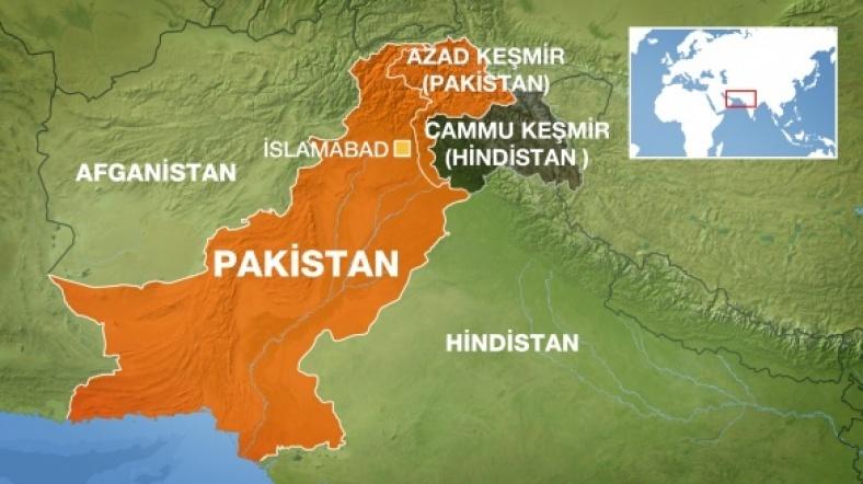 Cammu Keşmir'de çatışma: 4 kişi hayatını kaybetti