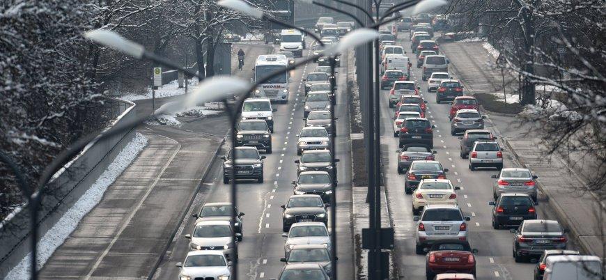 Almanya'da dizel yasağı yürürlüğe giriyor