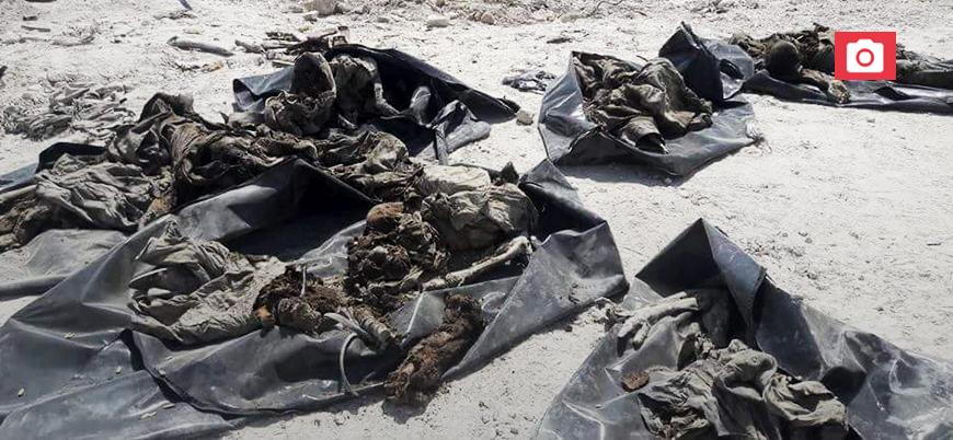 Musul'da enkaz altından yüzlerce ceset daha çıkarıldı
