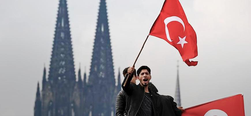 Alman vatandaşlığına geçişte Türkler birinci