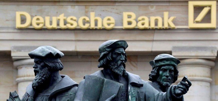 Almanya'nın en büyük bankasında kriz