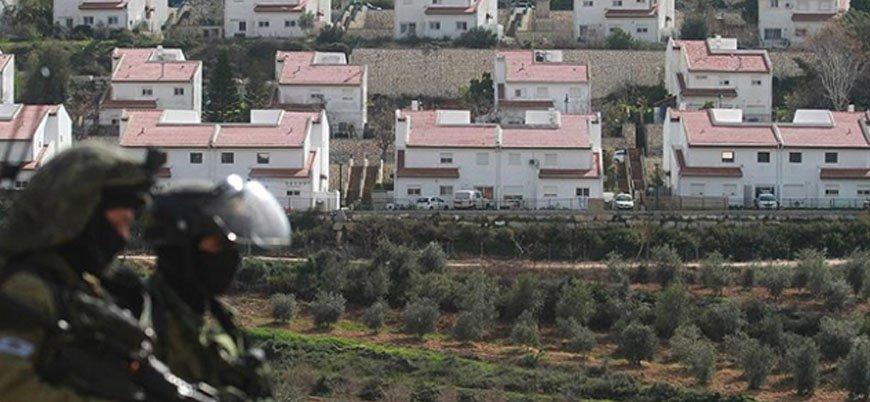 İsrail Batı Şeria'da 2500 konut inşa edecek