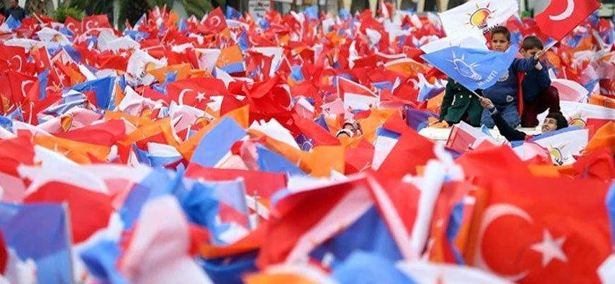 AK Parti seçim beyannamesini bugün açıklıyor