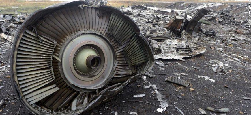 Malezya uçağı Rus füzesiyle düşürülmüş
