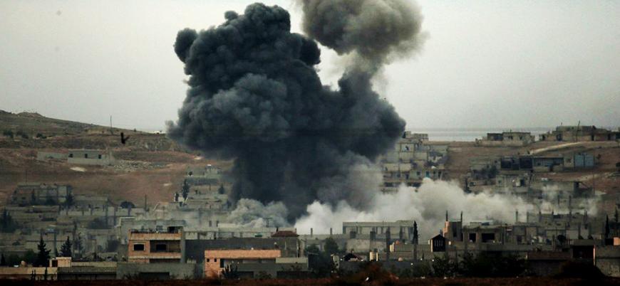 ABD koalisyonu Fırat'ın doğusunda sivilleri vurdu: 40 ölü