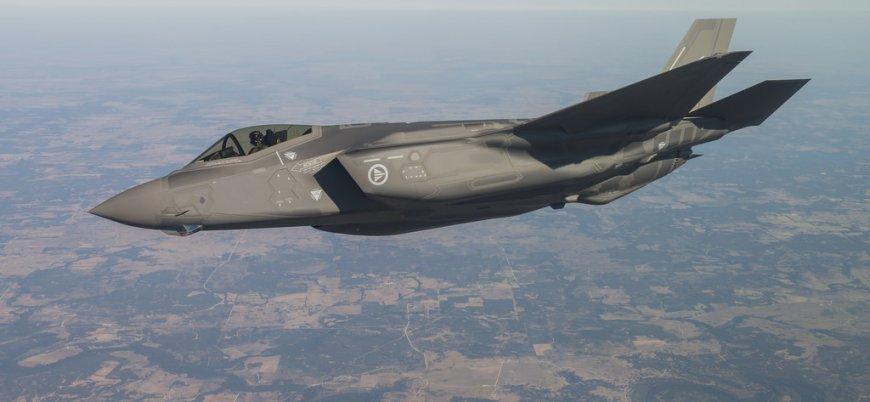 """""""Türkiye'ye F-35'in ötesinde yaptırımlar getirilebilir"""""""