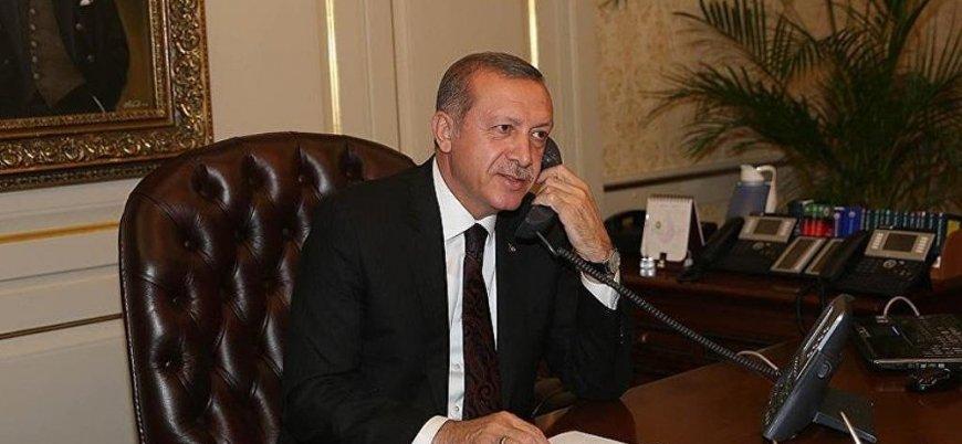 Cumhurbaşkanı Erdoğan, Şii lider Mukteda es Sadr'ı tebrik etti