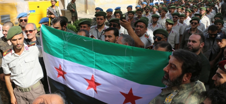 Türkiye destekli polis gücü Afrin'de göreve başlıyor