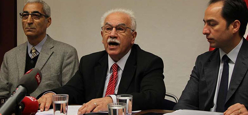 Perinçek: Beşar Esed'i Ankara'ya davet edeceğim