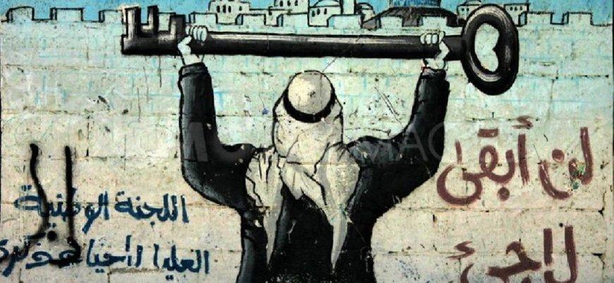 Filistinlilerin hakkını uluslararası organizasyonlarda aramak