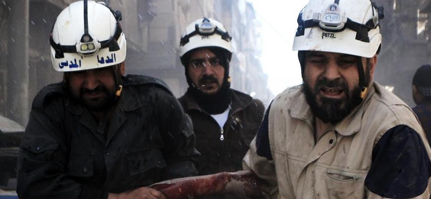 İdlib'de Beyaz Baretliler'e suikast