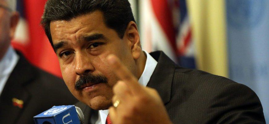 Maduro: ABD askeri darbeye hazırlanıyor
