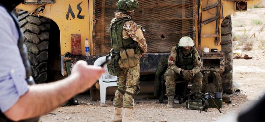 """""""İdlib'deki çatışmalarda birden fazla Rus askeri öldü ve yaralandı"""""""