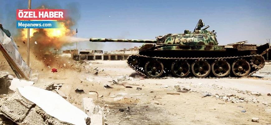 Hafter'in Derne saldırısında son durum