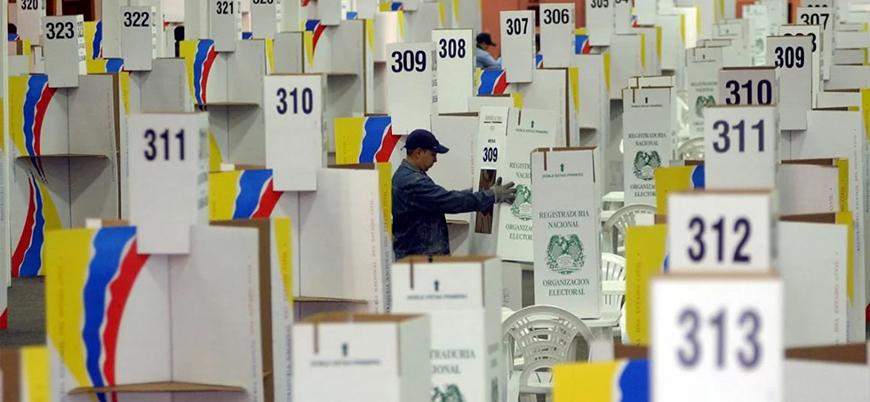 Kolombiya'da seçimler ikinci tura kaldı
