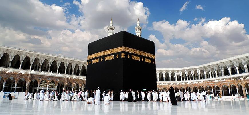 Suudi Arabistan bu yıl ülke dışından hac ziyaretlerine izin vermeyecek