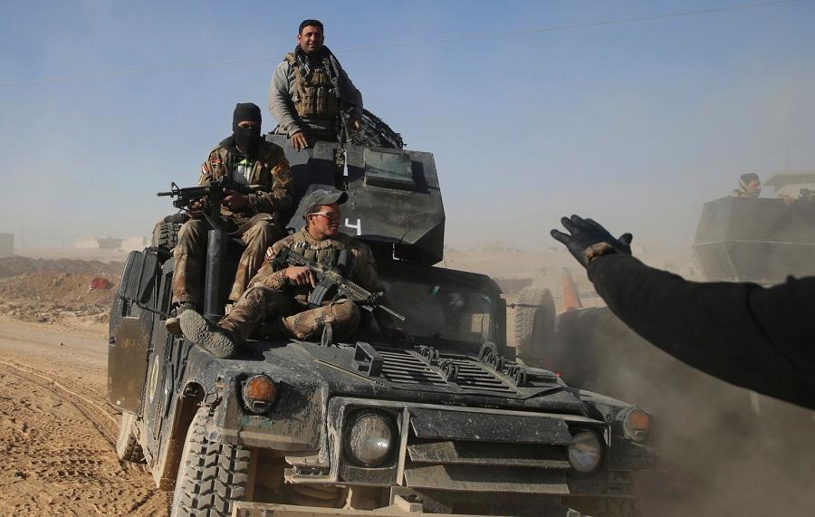 Haşdi Şabi'ye 'yasal koruma' geliyor