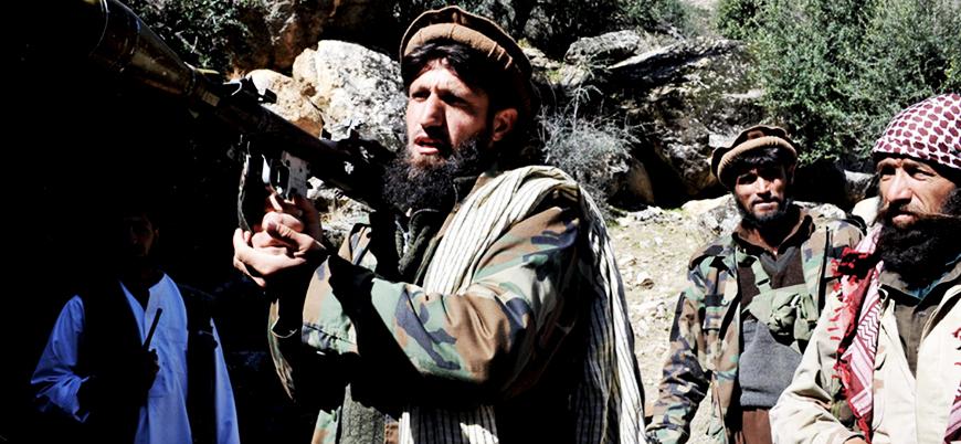 Afganistan'da 17 kontrol noktası Taliban tarafından ele geçirildi