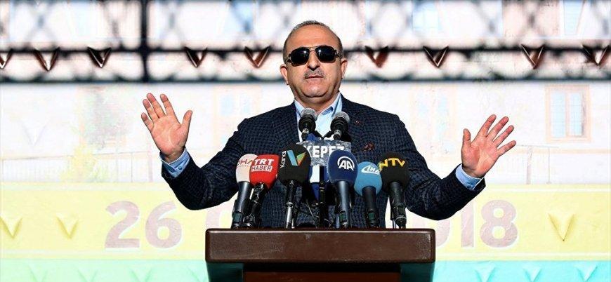 Çavuşoğlu: Irak'a 5 milyar dolar kredi vereceğiz