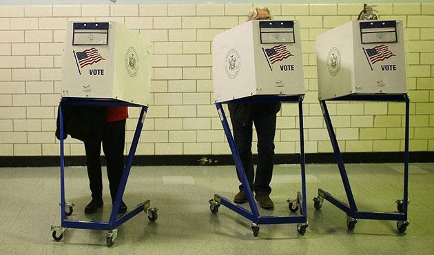 ABD'de bir eyalette oylar tekrar sayılacak