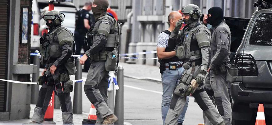 Belçika'daki saldırıyı IŞİD üstlendi
