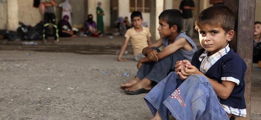 Dünyada 1,2 milyar çocuk risk altında