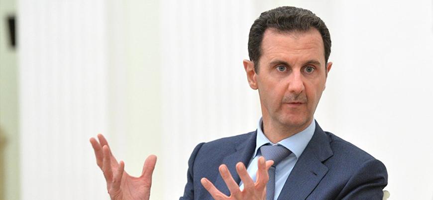 Esed: ABD, Suriye'den ayrılmak zorunda kalacak