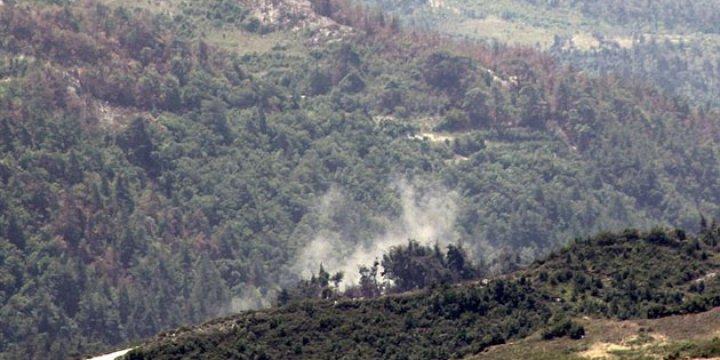 Türkmendağı'nda rejim güçleri geri çekildi