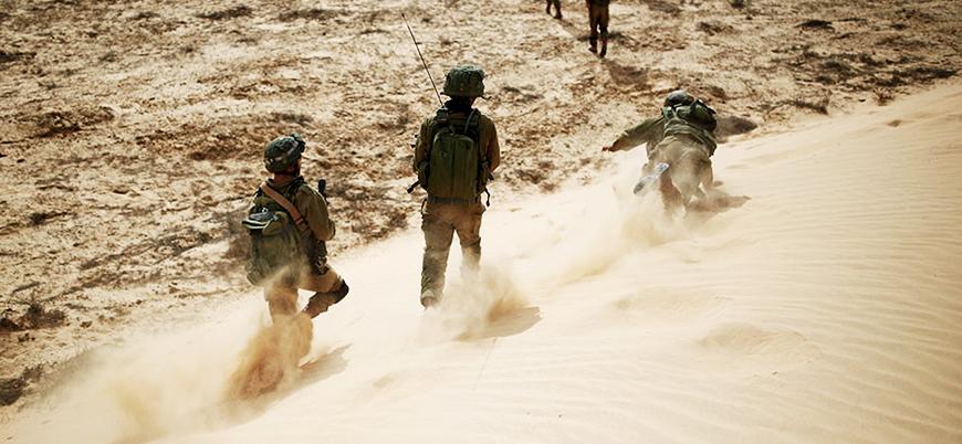'Taliban Afganistan'da İsrail askerlerini vurdu'