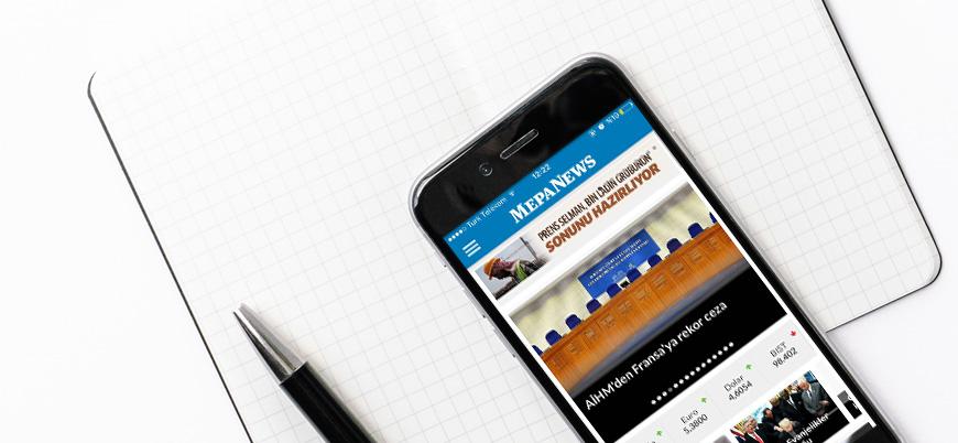 Android ve iOS uygulamamız yayında