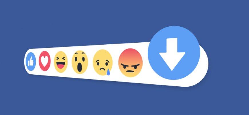 Facebook eskisi kadar kullanılmıyor