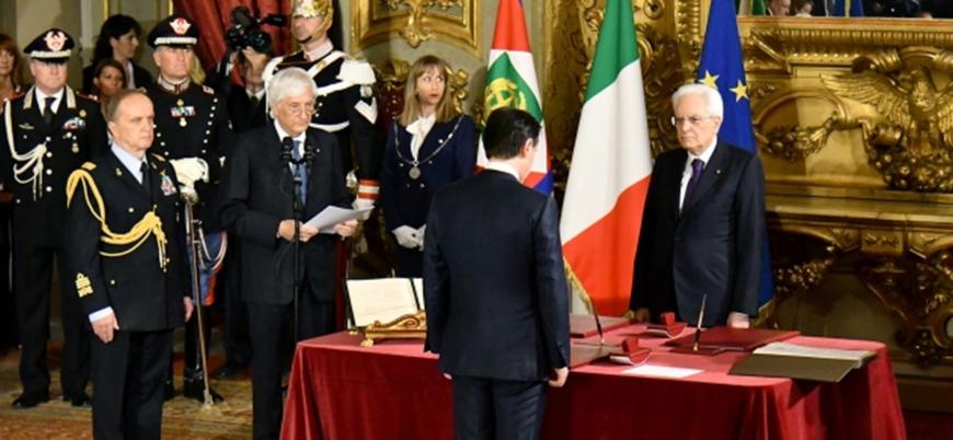 İtalya'da kriz bitti, AB karşıtı hükümet göreve başladı