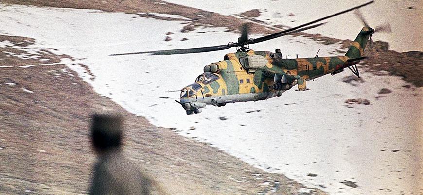 Afganistan işgalinde vurulan Sovyet pilotun yaşadığı ortaya çıktı