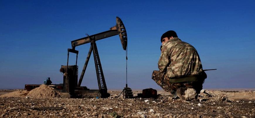 Rusya: Petrol sahalarının kontrolü Esed rejimine geri verilmeli