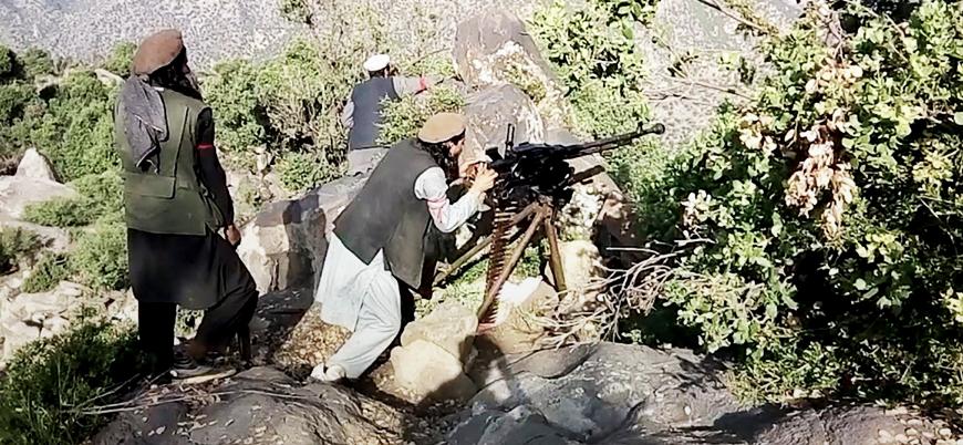 Afganistan'da IŞİD-Taliban çatışması sürüyor