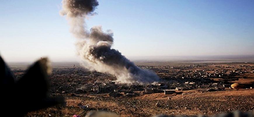 ABD koalisyonu Suriye'de sivilleri vurdu: 4'ü çocuk 12 ölü