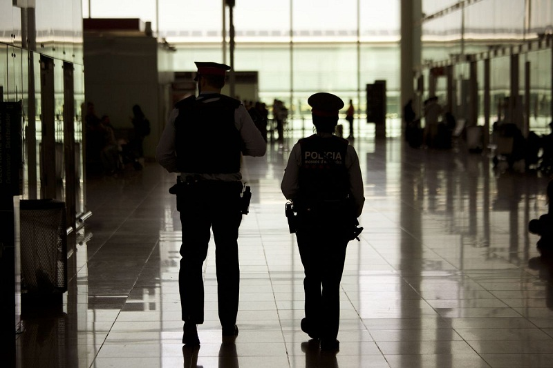 IŞİD süphelisi İspanya'da yakalandı