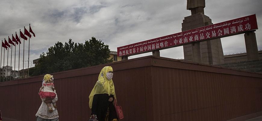 """""""Çin, Doğu Türkistan'ı polis devletine dönüştürdü"""""""