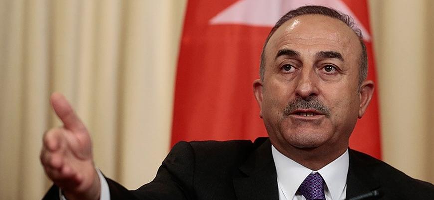 Çavuşoğlu: Fransa ile İsrail burada PKK devleti kurmak istiyordu, büyük oyunu bozduk
