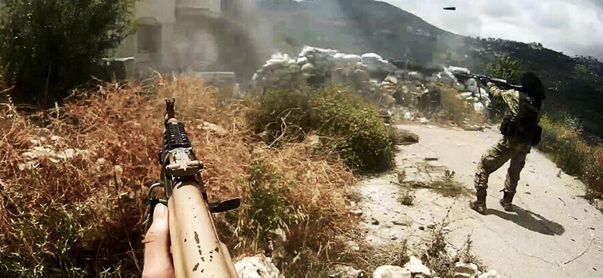 Hurras ed Din grubu Lazkiye'de rejim mevzilerine baskın düzenledi