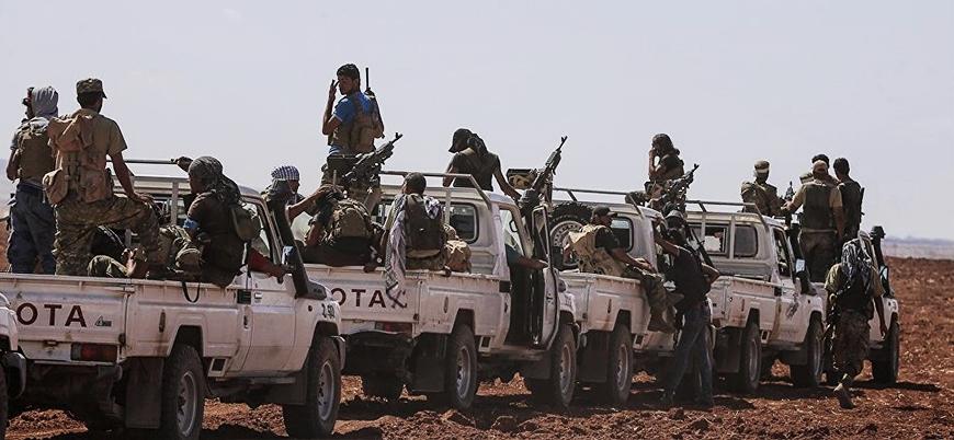 'Suriye'nin kuzeyinde ateşkes ilan edilecek'