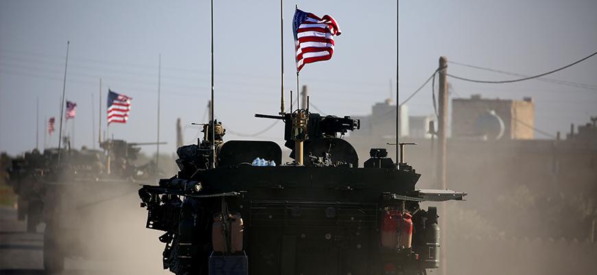 """""""ABD'nin Suriye'den çekilmesine haftalar kaldı"""""""