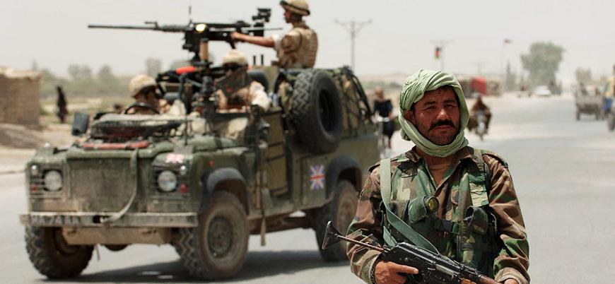 Taliban'dan İngiliz askerlerine bombalı saldırı