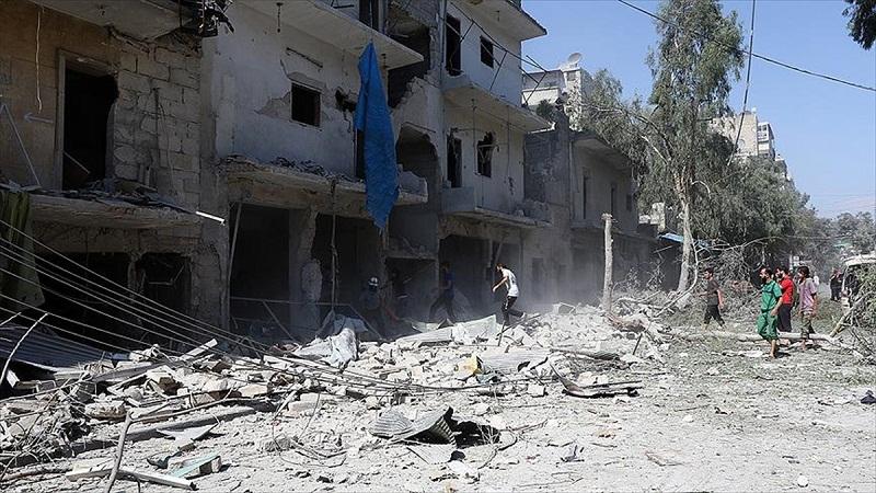 Rusya'nın Halep'teki sivil katliamı sürüyor