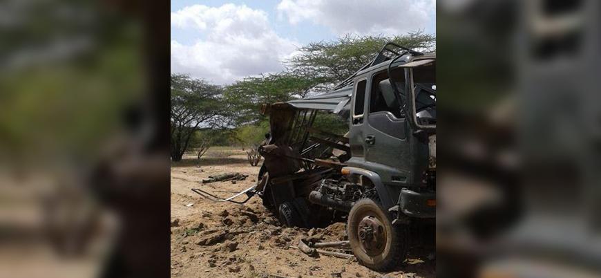 Eş Şebab Kenya'da hükümet güçlerini vurdu: 20 ölü