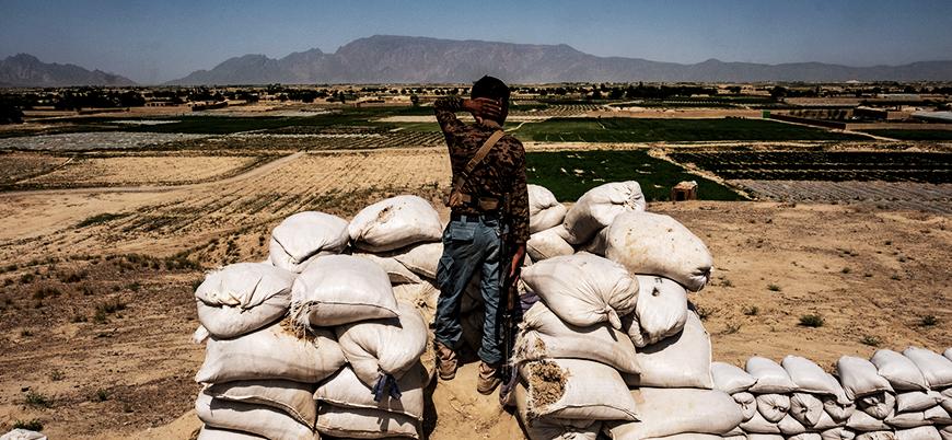 Cephe hattındaki 30 bin Afgan polisin maaşı ödenmiyor