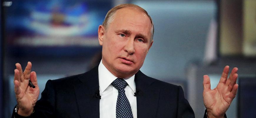 Putin: Liberalizm bitti