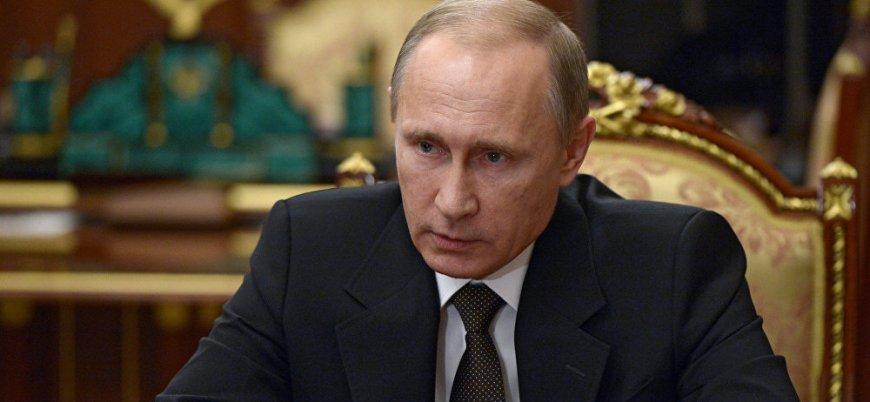 Putin: Rusya Suriye'den şimdilik çekilmeyecek