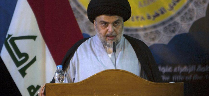 Irak'ta Şii lider Sadr'ın hükümet kuracağı isimler belli oldu